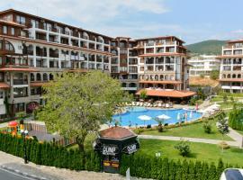 Olymp Premium Apartments, отель в Свети-Власе