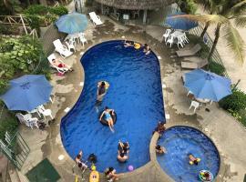 Hotel Pacifico, hotel em Puerto López