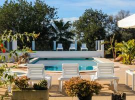Villa Can Prats, hotel in Santa Eularia des Riu