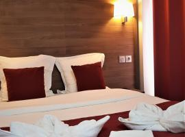 Hotel Luxor, hotel in Issy-les-Moulineaux