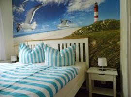 Ferienwohnung Seeblick, hotel near Usedom island nature park, Neppermin