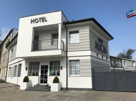Hotel Alicja – hotel w Łodzi