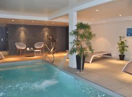 Hotel et Spa Les Cleunes Oléron, hôtel à Saint-Trojan-les-Bains
