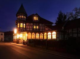 Gaststätte und Pension Felsenthal, Hotel in Tabarz