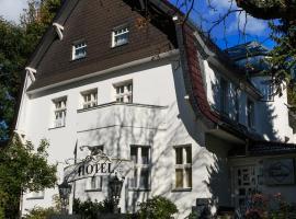Hotel Landhaus Schlachtensee, B&B i Berlin