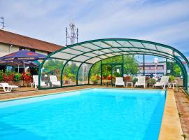 Hotel Restaurant Relais Arc En Ciel-Wittenheim-Mulhouse Nord, hôtel à Mulhouse