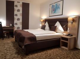 Park Hotel, отель типа «постель и завтрак» в Бад-Цвишенане