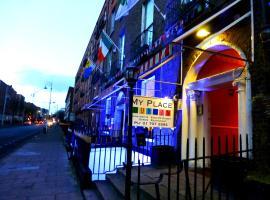 My Place Dublin Hostel, hotel in zona Trinity College, Dublino