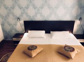 Pinul Negru, family hotel in Băile Herculane