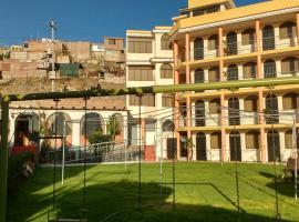 Hotel Gerardos Arequipa