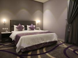 ريادة البيت للأجنحة الفندقية، فندق بالقرب من ميدان البجيري، الرياض