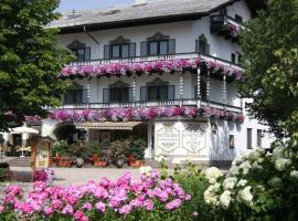 Landgasthof Zur Post, Hotel in Schleching