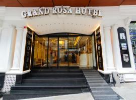 Grand Rosa Hotel, hotel near Suleymaniye Mosque, Istanbul