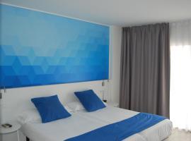 Estudiotel Alicante, hotel Alicantéban