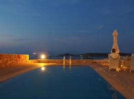 Kythira Golden Resort, Hotel in Dhiakofti