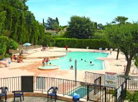 L'Eden Vacances, Campingplatz in Biot