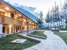 Del Pilar Ollantaytambo, hotel in Ollantaytambo