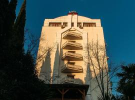 Светлана Плюс Отель, отель в Сочи, рядом находится Музей Н.А. Островского