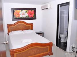 Hotel Plaza Colonial, economy hotel in Valledupar