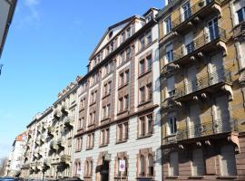 Cap Europe, hotel in Strasbourg
