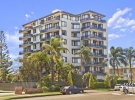 Sundial 602 8-10 Hollingworth Street, accommodation in Port Macquarie