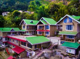 UDAAN ALPINE VILLAGE RESORT, resort in Gangtok