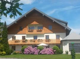 Pension Kreuzinger, hotel in Mondsee
