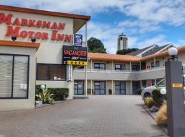 Marksman Motor Inn, hotel near Wellington Airport - WLG,