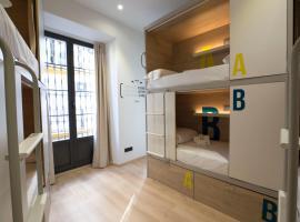 For You Hostel Sevilla, hotel per famiglie a Siviglia
