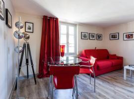 Studio Cinéma, apartment in Honfleur