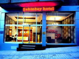 Sahinbey Hotel, отель рядом с аэропортом Международный аэропорт Анкара Эсенбога - ESB в Анкаре