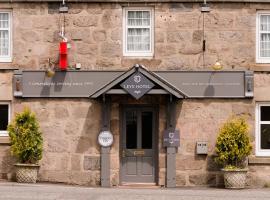 Leys Hotel, hotel in Aberdeen
