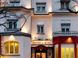 Hôtel du Midi, hôtel à Saint-Étienne près de: EMLYON Campus Saint-Etienne