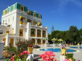 Hôtel LES MIMOSAS TABARKA, hotel a Tabarka