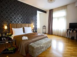 Deminka Palace, hotel near Prague Congress Centre, Prague