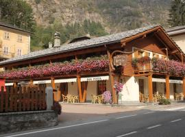 Hotel Posta, hotel in Issime