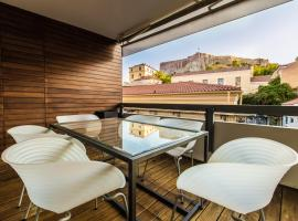 Pantheon Luxurious Flat, self-catering accommodation in Athens