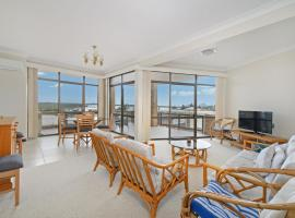 Sandpiper 9 25 Waugh Street, accommodation in Port Macquarie