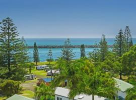 Flightdeck 301 5-7 Clarence Street, accommodation in Port Macquarie