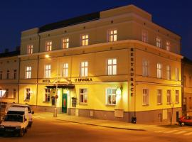 Hotel U Divadla, hotel ve Znojmě