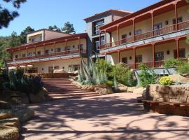 Hotel Spa Villalba, hotel in Vilaflor