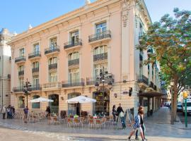 SH Ingles Boutique Hotel, Hotel in Valencia