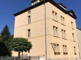 Appartementhaus Savina, guest house in Weimar