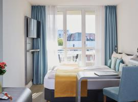 Living Hotel Kaiser Franz Joseph, apartament cu servicii hoteliere din Viena