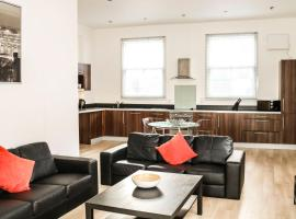 Four Princes Dock, apartment in Hull