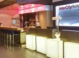 IntercityHotel Ulm, отель в Ульме