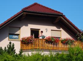 Ferienwohnung schöne Aussicht, Hotel in der Nähe von: Barockschloss Rammenau, Bischofswerda