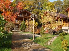 Ryabinovie Busy Guest House, hotel near Temple Agua, Kamennomostskiy