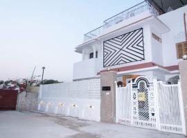 Wanderlust Homestay, pet-friendly hotel in Udaipur