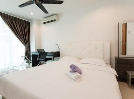 阿拉達姆薩拉公寓,八打靈再也進化概念購物中心附近的飯店
